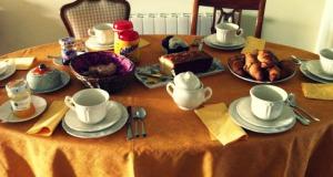 Desayuno Santander